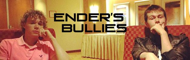 EnderCast Episode #23 – Ender's Bullies