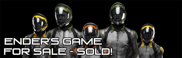 EnderCast Episode #37 – Ender's Game for Sale – SOLD!